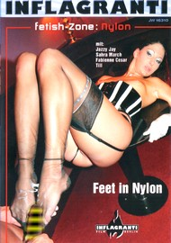 DVD Cover: Feet in Nylon